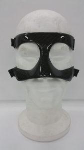Maschera Protettiva Setto Nasale in Carbonio