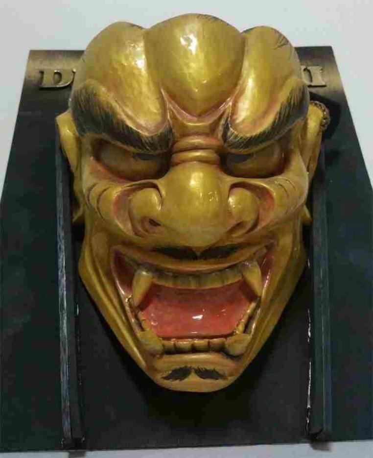 Maschera Giapponese 1
