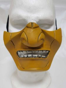 oni maschera giapponese