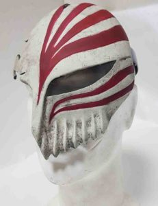 mask hollow bleach