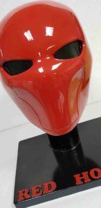 casco in resina