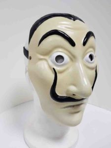 Salvador Dalí mask