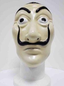 Salvador Dalí mask